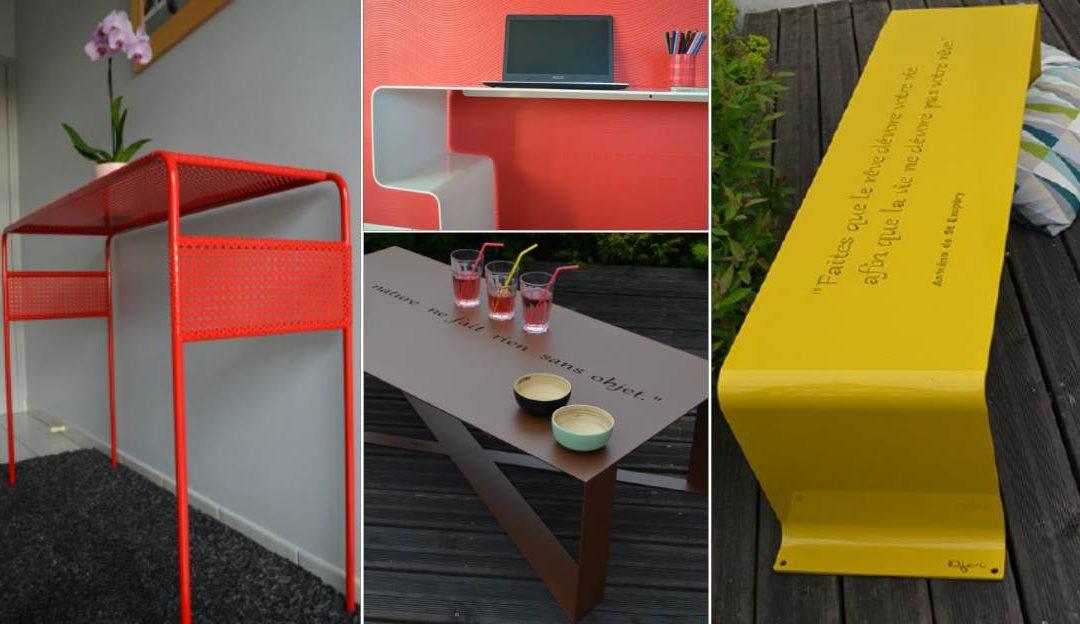 "Les meubles ""made in France"" IDfer s'exposent au salon Maison & Objet"