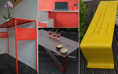 Les meubles «made in France» IDfer s'exposent au salon Maison & Objet