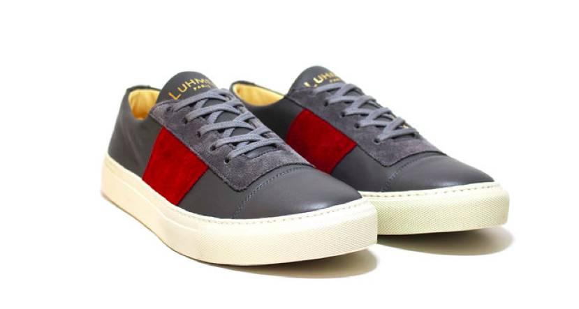 Vente privée Luhmen, sneakers haut de gamme «made in France»