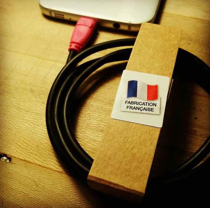 """L'Atelier du câble : l'USB """"made in France"""" et de toutes les couleurs"""