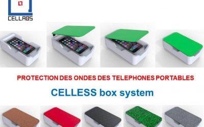 Avec la Celless Box, les ondes des mobiles sont enfin neutralisées