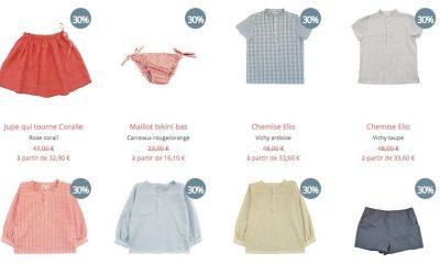 Vêtements enfant «made in France» : ventes privées chez Marie Puce