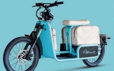 Le Mosquito, un nouveau scooter électrique «made in France»