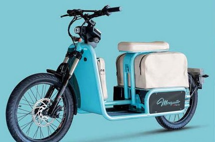 "Le Mosquito, un nouveau scooter électrique ""made in France"""