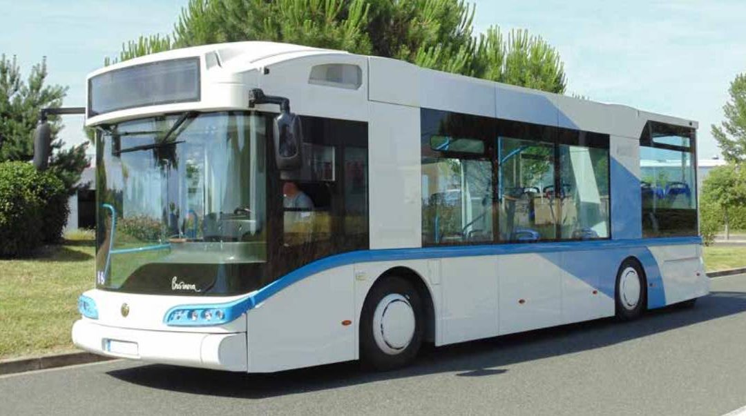 Le bus électrique, ou comme protéger l'environnement et encourager l'industrie