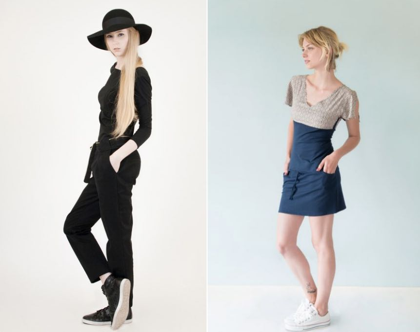 Eros & Agape : vêtements femme vegan et fabriqués en France