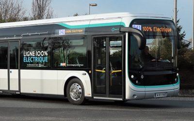 Bruxelles s'équipent de bus électriques «made in France»