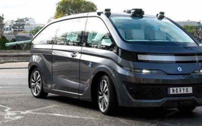 Après la navette, voici le taxi autonome «made in France»