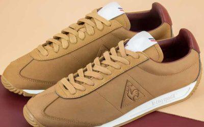 Le Coq Sportif fait la part belle aux sneakers «made in France»