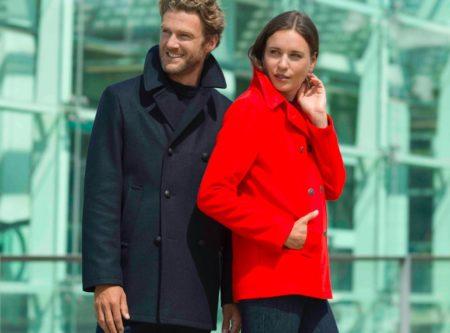 Dalmard Marine : vêtements et manteaux homme et femme made in France