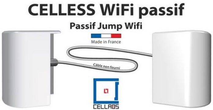 Soutenir Celless Wifi Passif et Celless Box, deux inventions « made in France »