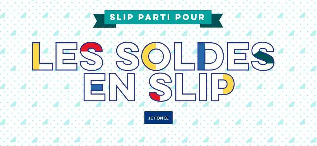 "Soldes 100 % ""made in France"" chez Le Slip français"