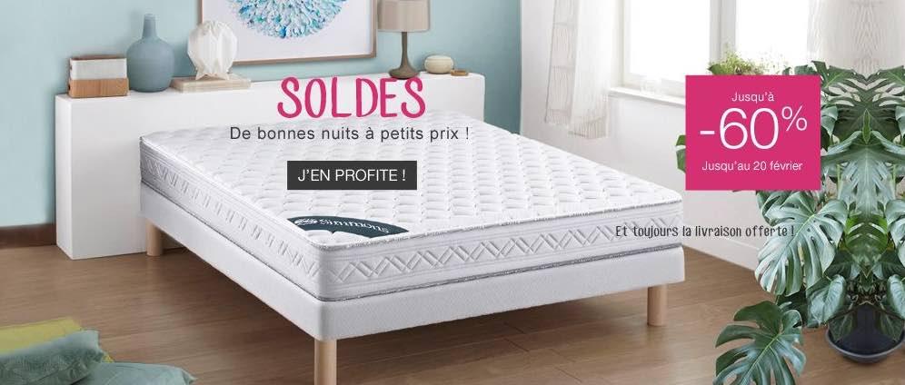 """Literie et linge de maison """"made in France"""" en solde chez Matelsom"""
