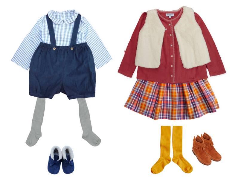 """Vêtements enfants """"made in France"""" : jusqu'à 70 % de remise chez Marie Puce"""
