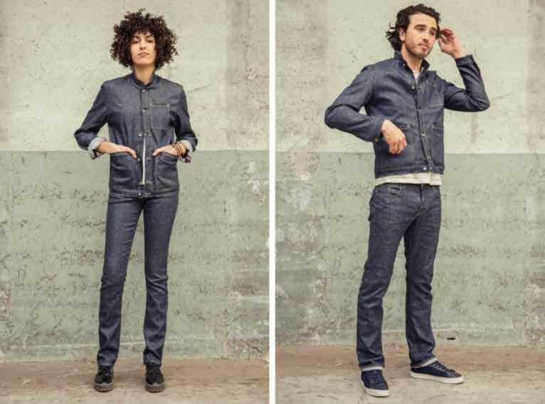 Dao : des jeans made in France qui ont poussé dans l'Hexagone