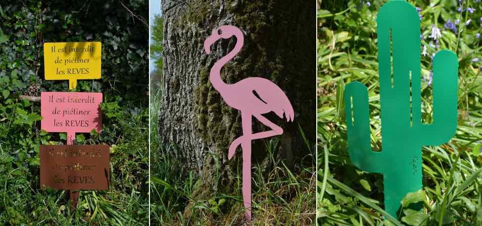 IDfer et ses accessoires de jardin made in France à la Foire de Paris