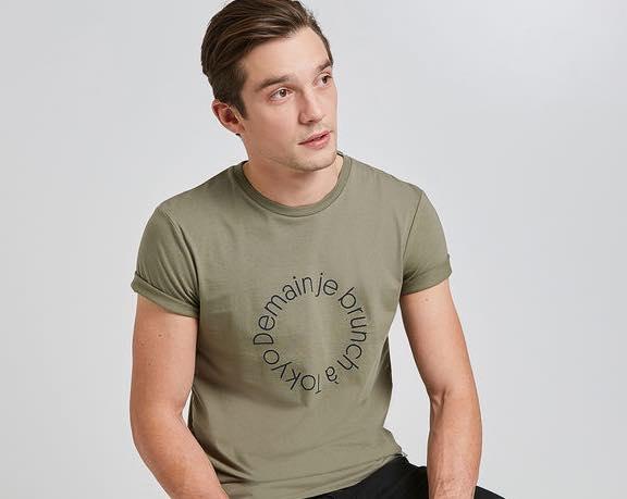 """T-shirts et sweats """"made in France"""" et bon marché, chez Jules"""