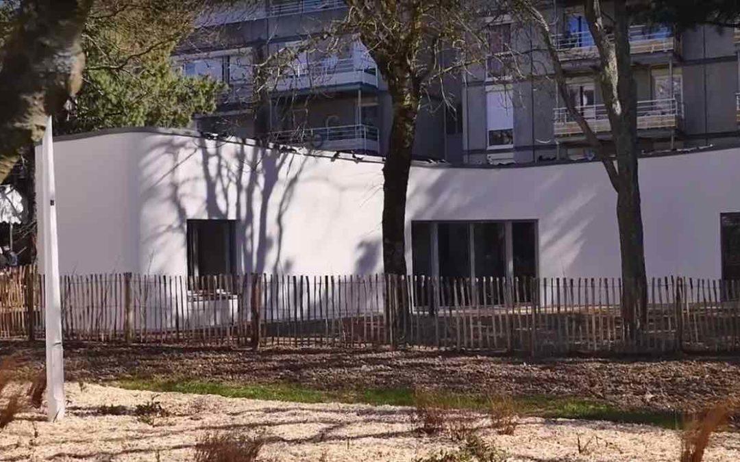 Yhnova, le premier logement social imprimé en France