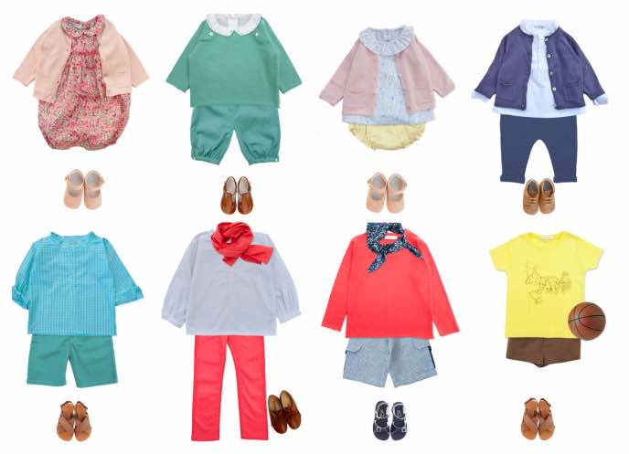 Vêtements enfant made in France : – 30 % chez Marie Puce