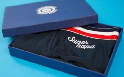 Slip Super papa made in France, par Le Slip français