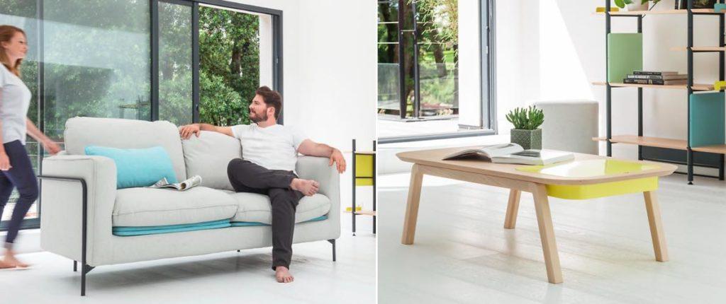 Camif Edition Une 1re Collection Design Ecologique Et Made In France La Fabrique Hexagonale