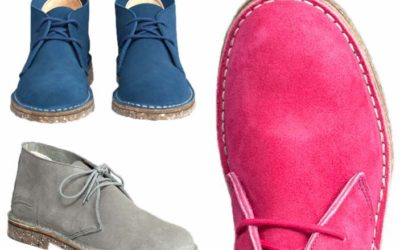 Empreinte Shoes : les « clarks » made in France sont de retour !