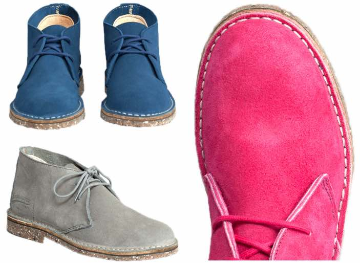 "Empreinte Shoes : les ""clarks"" made in France sont de retour !"