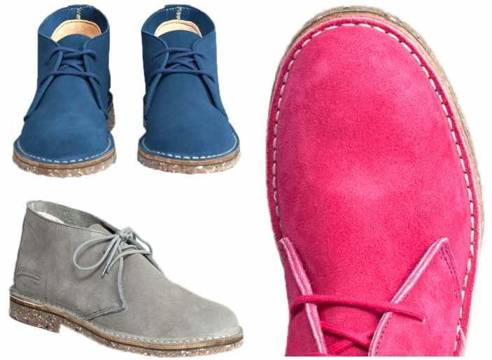 Empreinte Shoes : les «clarks» made in France sont de retour !