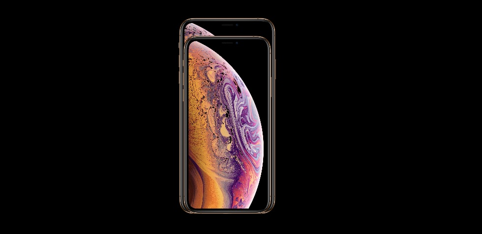 Nouveau IPhone XS, équipé d'une eSim made in France.