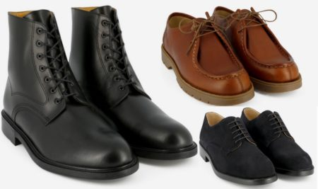 Kleman, chaussures homme solide, abordable et made in France.