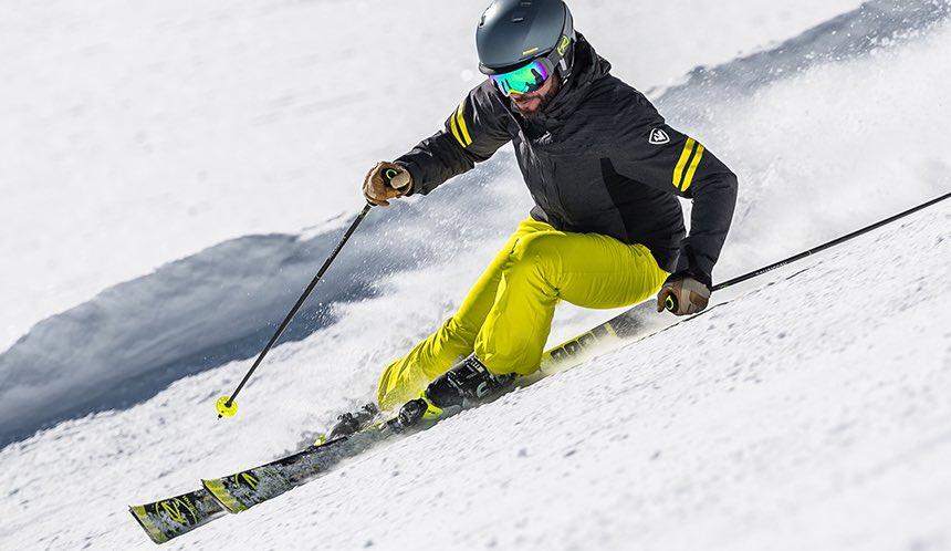 Rossignol fabrique toujours ses skis haut de gamme en France