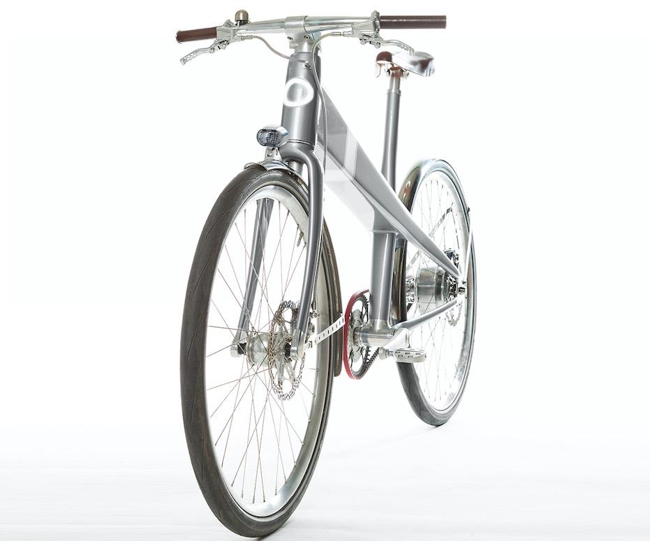 Vélo électrique fabriqué en France, par Coleen