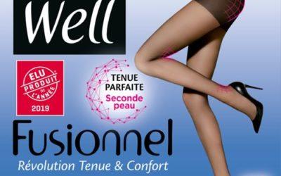 Collant Well Fusionnel: une seconde peau fabriquée en France