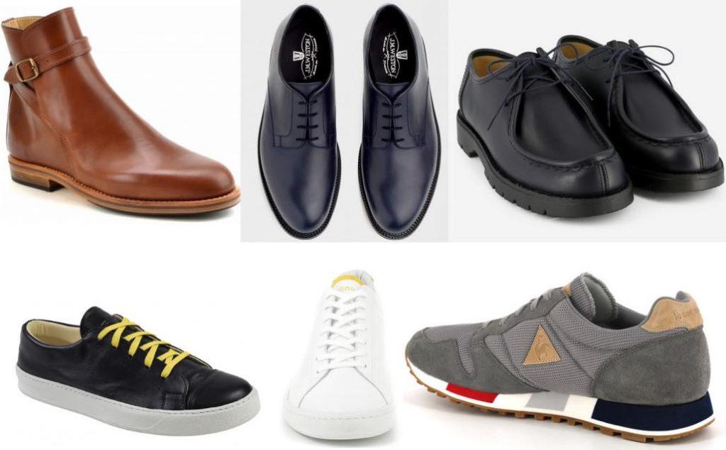 Vente privée Bocage Chaussures homme & femme pas cher