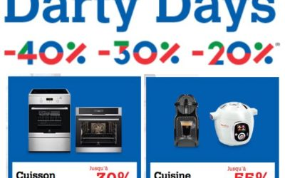 Darty Days : l'électro « made in France » à bons prix