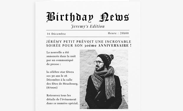 Popcarte: faire-part et autres cartes créés et fabriqués en France