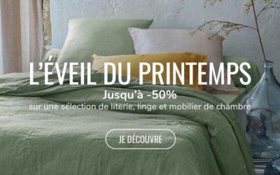 Equipement de la maison made in France : de 20 à 50% de remise