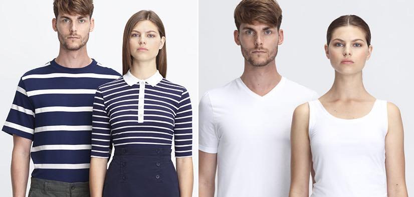 Armorlux fabrique en France ss articles de bonneterie (lingerie, t-shirts, marinières).
