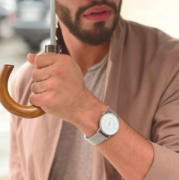Avec les montres «made in France» de Gustave & Cie, le temps prend son temps…
