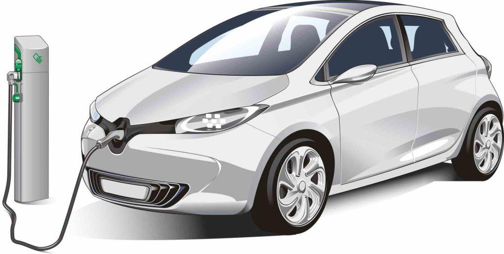 La Renault Zoe, assemblée en France, est un  des véhicules électriques les plus vendus en Europe.