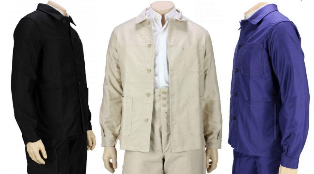 Lisavet.fr commercialise une large gamme de vêtements Le Laboureur, 100% made in France.