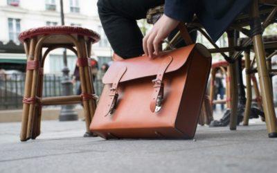 Valet de pique : sacs et porte-cartes fabriqués en France, à Paris