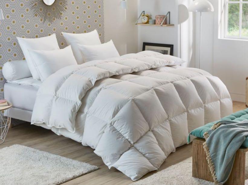 Le groupe Dodo, implanté en Lorraine, fabrique oreillers, traversins, couettes et linge de maison dans ses six usines françaises.