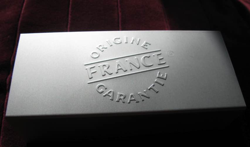 Label Origine France Garantie.