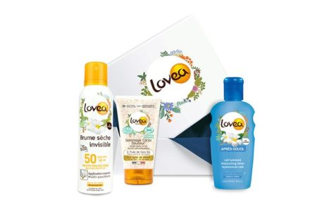 Lovéa, produits solaires et soins made in France