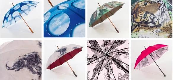 Parapluies haut de gamme fabriqués en France.