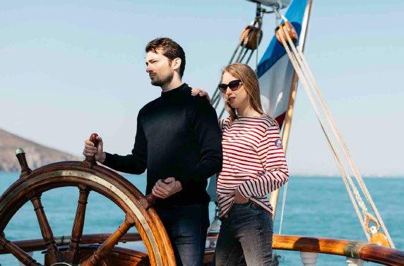 """Belem x Dalmard Marine, la """"capsule"""" des amoureux de la mer"""