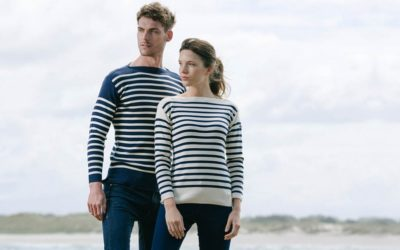 "Les pulls ""made in France"" Fileuse d'Arvor en vente chez Armor-lux"