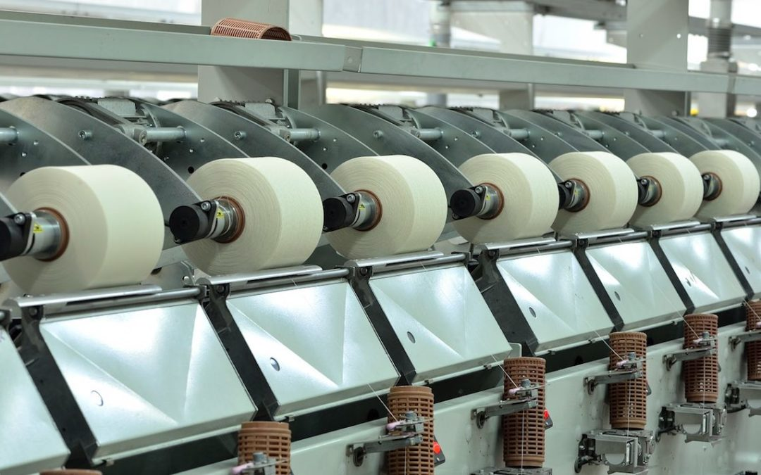 """Le textile """"made in France"""" tisse à nouveau sa toile"""