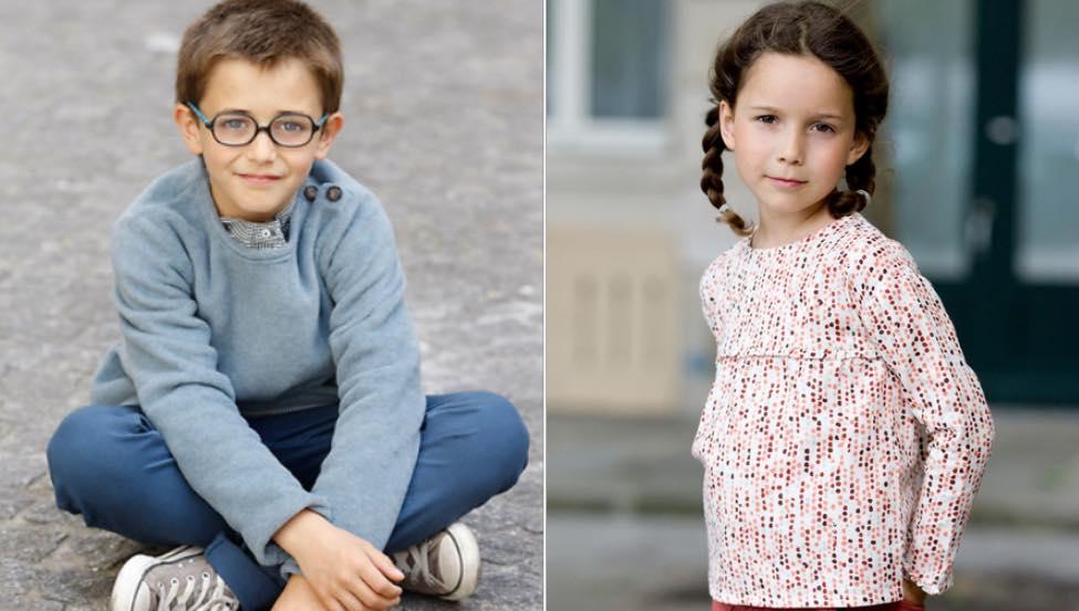 Marie Puce : vêtements fabriqués en France pour petites filles et petits garçons.